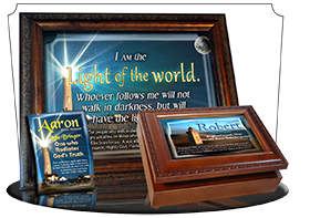 MU-LH14, Music Box with personalized name meaning & Bible verse, , personalized, lighthouse light, ocean robert bob