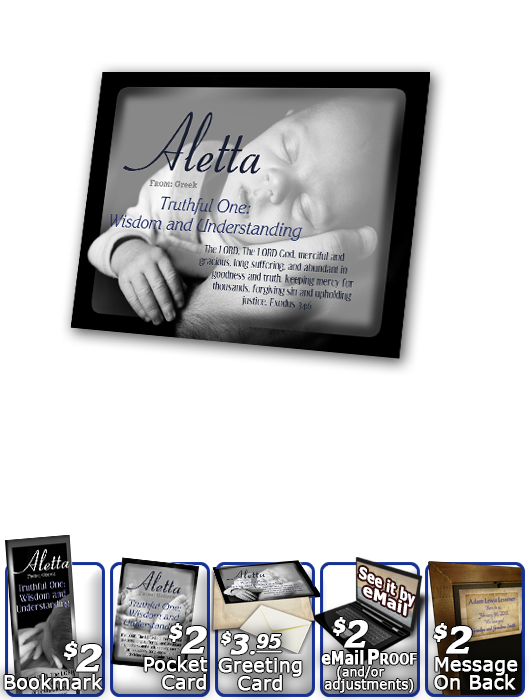 Nameplaques Personalized Name Meaning Prints Framed With Full