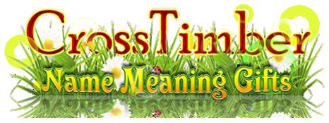 CrossTimber Logo