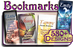 Name meaning bookmarks, personalization on name meaning bookmarkers